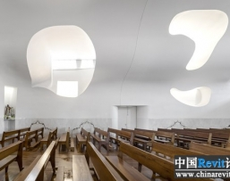 【图】Várzea Church / FCC Arquitectura