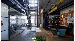 【图】Apester&Cocycles办公空间 / Roy David Studio