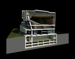 Project Visionchurch by Revit  - Aachen.s